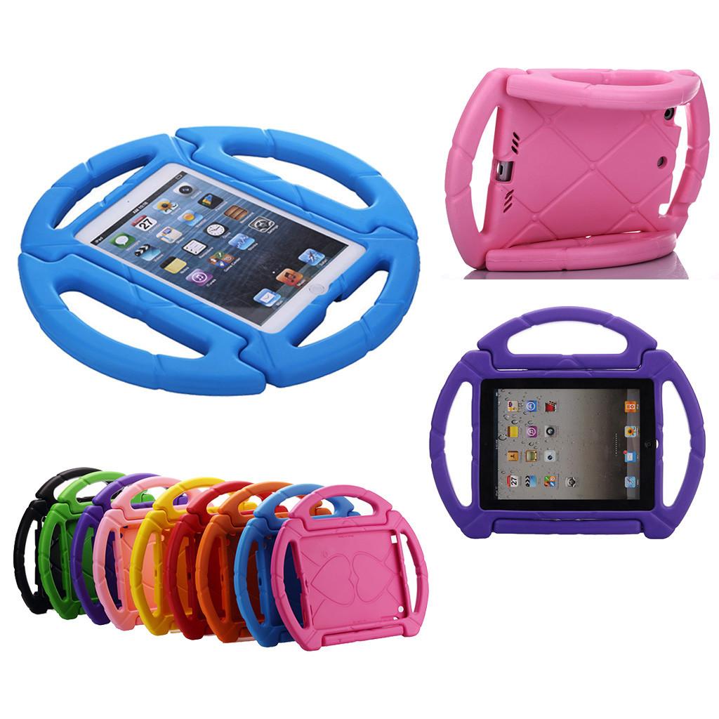 watch 1ccd7 b5ec4 Kids iPad mini 1 2 3 4 Case Cover Shockproof Children Apple Skin Wheel