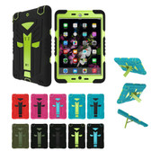 Heavy Duty iPad Air 2 Kids Case Cover 3in1 Apple Air2 Shockproof QT