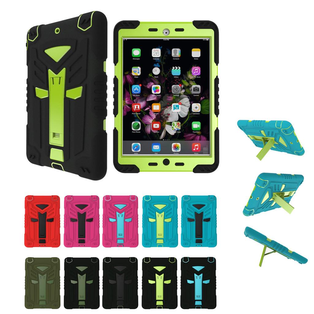 wholesale dealer c9cf3 ce7a5 Heavy Duty iPad 2 3 4 Kids Case Cover 3-in-1 Apple Shockproof Tough QT