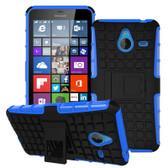 Heavy Duty Microsoft Nokia Lumia 640 XL Shockproof Case Cover 640XL