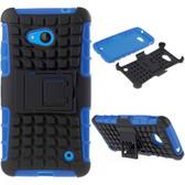 Heavy Duty Microsoft Nokia Lumia 640 Shockproof Case Cover Skin