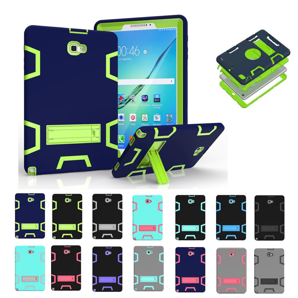 pretty nice 45b23 0a44f Stylish Shockproof Samsung Galaxy Tab A 10.1 S-Pen Case Cover P585