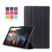 "Lenovo Tab 4 8"" Tablet Smart Leather Case Cover TB-8504 F/N/X Tab4"