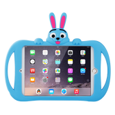 Kids iPad 9.7 2017 Silicone Case Cover Shockproof Child Apple Rabbit