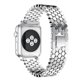 Fashion Stainless Steel Watch Band for iWatch Apple Watch Sports 1 2 3