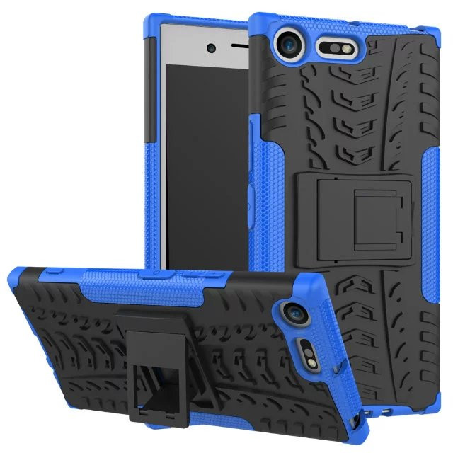 the best attitude 6ef1d 17b08 Heavy Duty Sony Xperia XZ Premium Mobile Phone Shockproof Case Cover