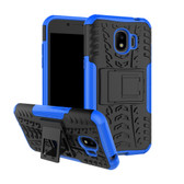 Heavy Duty Samsung Galaxy J2 Pro 2018 Shockproof Case Cover J250 G/F/D