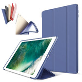New iPad 9.7 2018 6th Gen Smart Cover Soft Back Case Apple iPad6 Skin