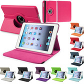 """New iPad 9.7"""" 2018 Smart 360 Rotate Case Cover iPad6 9.7-inch 6th Gen"""