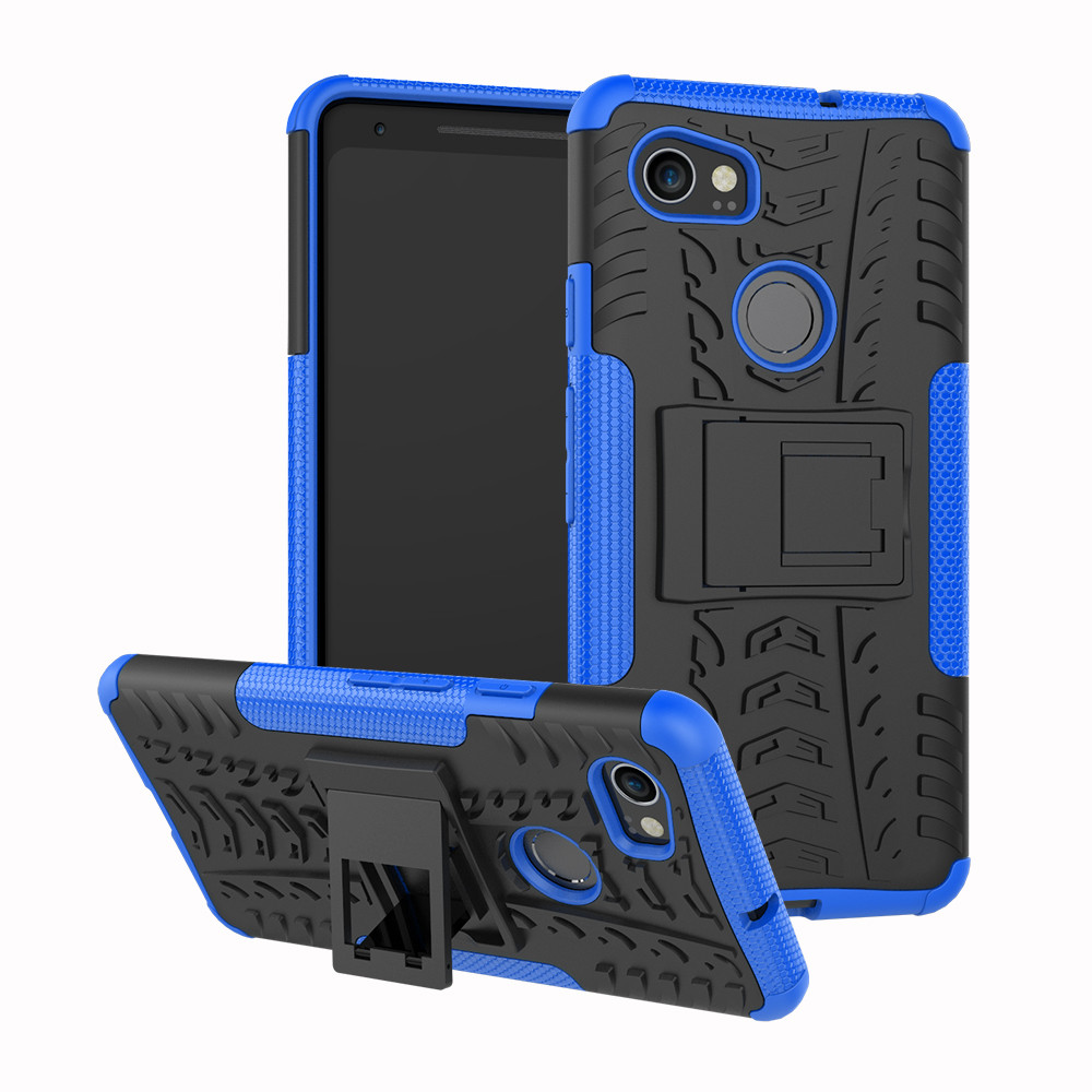 newest cd28e bd196 Heavy Duty Google Pixel 2 XL Mobile Phone 6 inch Shockproof Case Cover