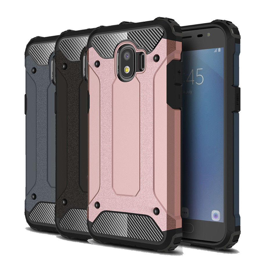 meet 7f98f 17888 Shockproof Samsung Galaxy J2 Pro 2018 Heavy Duty Case Cover J250 G/F/D