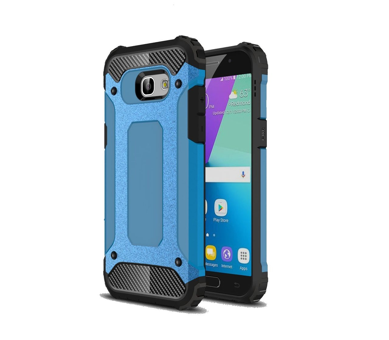 online store ef81f 9ee18 Shockproof Samsung Galaxy A5 2017 Heavy Duty Tough Case Cover A520