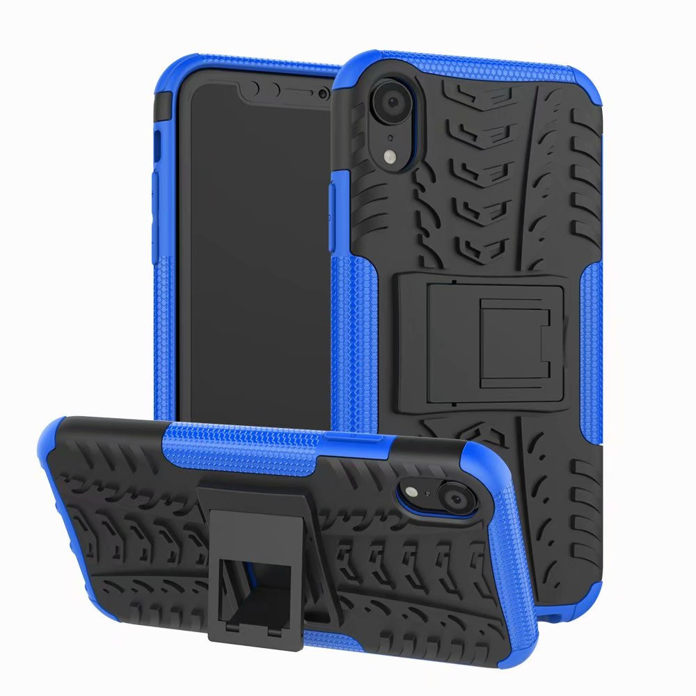 reputable site 9ce9e 473c7 Heavy Duty iPhone XR Shockproof Case Cover Tough Skin Apple Handset