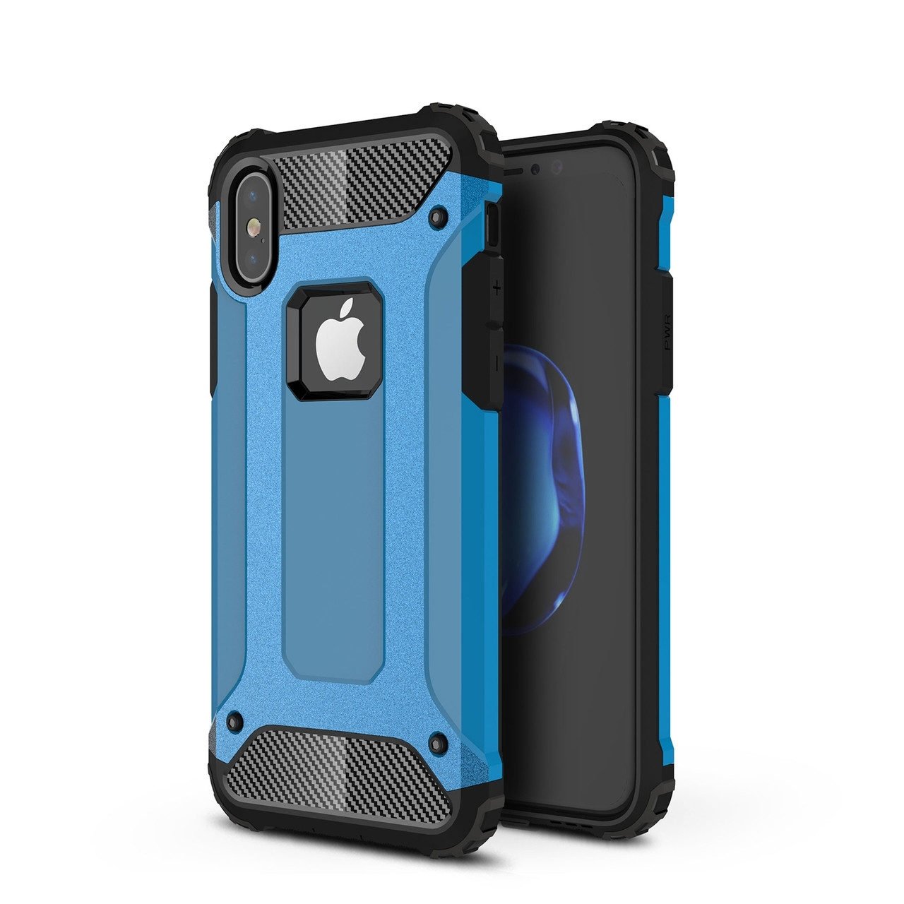 new arrival 35daa 56e05 Shockproof iPhone Xs Max Heavy Duty Case Cover Tough Apple Skin XsMax