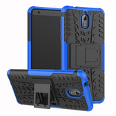 Heavy Duty Nokia 3.1 Mobile Phone Handset Shockproof Case Cover