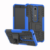 Heavy Duty Nokia 6.1 / 6 2018 Mobile Phone Shockproof Case Cover