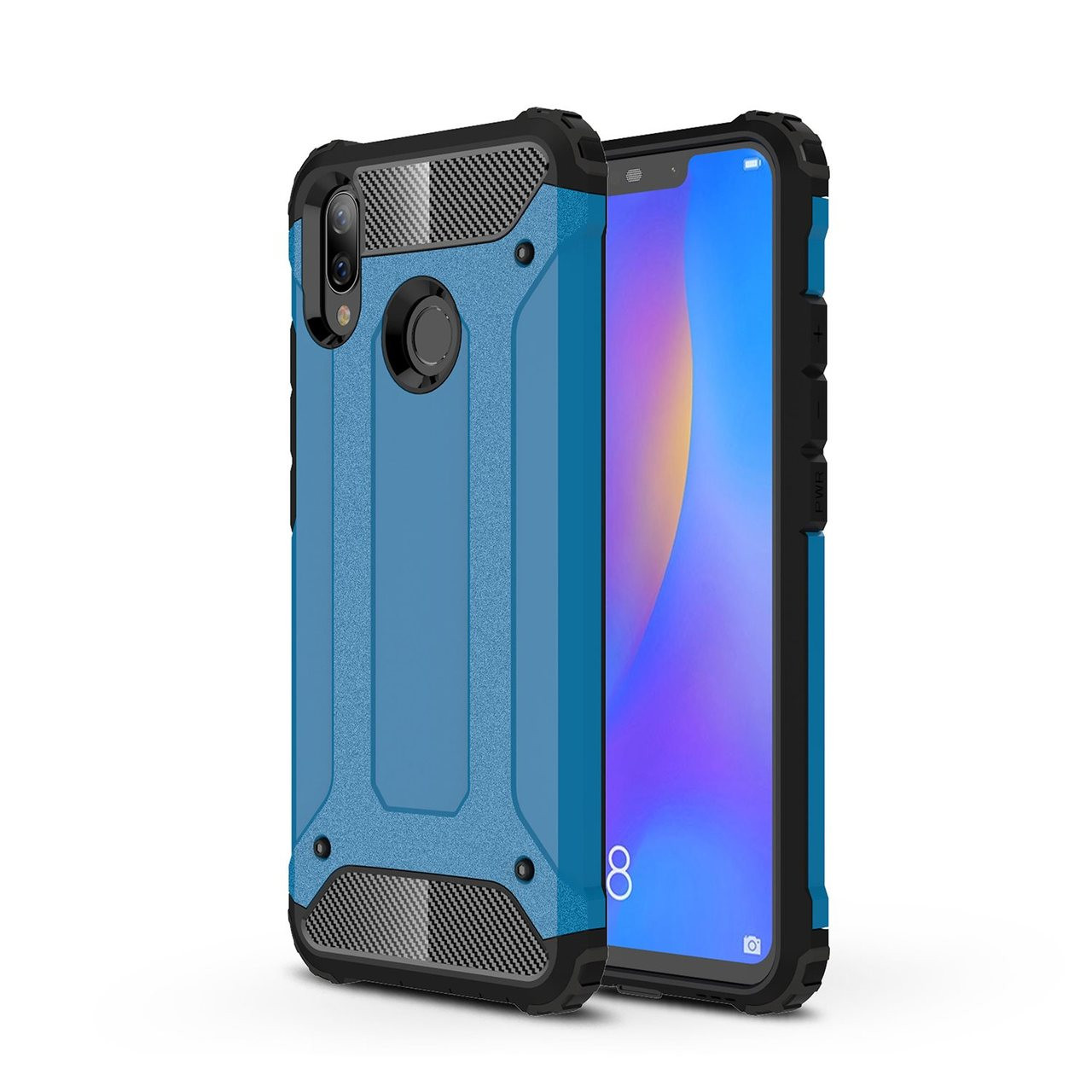 new concept 47179 46379 Shockproof Huawei Nova 3i Heavy Duty Mobile Phone Case Cover