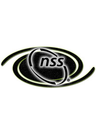NSS Part #4893481 Gasket, Dome 1/2In Thk, Neo.