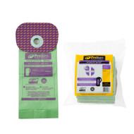 ProTeam Part #103227 Paper Filter Bag 10 Pack, Fits Sierra
