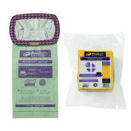 ProTeam Part #106960 Super HalfVac Filter Paper Bag 10 Pack