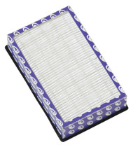 ProTeam Part #107005 HEPA Filter.  Fits models ProForce HEPA, ProGen, and Super HalfVac Pro