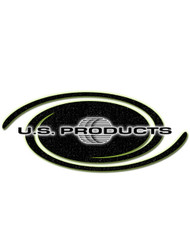 U.S. Products Part #1326 Washer 5/16 Flat Cut Nylon