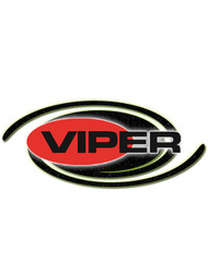 Viper Part #VR10003DK Decal-Oval-Diam Prod