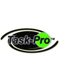 Task-Pro Part #VF82070B Simpro Scrubber Side Label