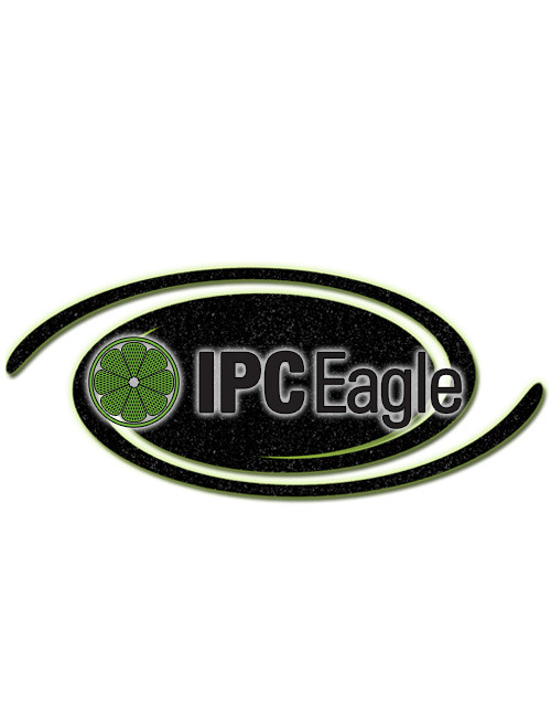 """IPC Eagle Part #A156-ACPLY-5J3 Wheel For 27"""" Burnisher"""