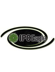 IPC Eagle Part #KTRI01556 Retainer -Rear Squeegee