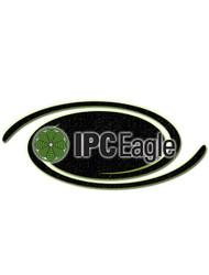 IPC Eagle Part #LAFN01109 Bumper, Black -T15