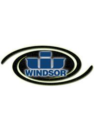 Windsor Part #8.904-007.0 2 1/2' Foot Pad W/3/8 Stud Sil