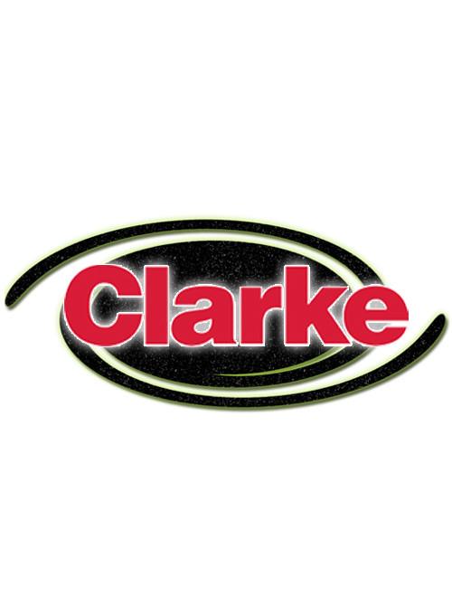 Clarke Part #08603860 ***SEARCH NEW PART #L08603860