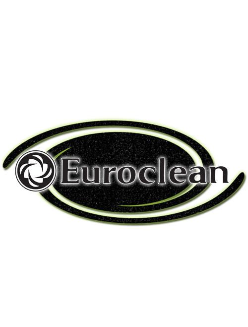 EuroClean Part #08603101 ***SEARCH NEW PART #L08603101