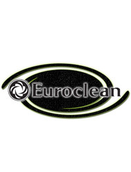 EuroClean Part #L08603155 Decal Control Panel