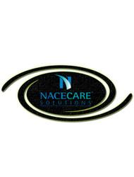 NaceCare Part #606307 17 Light Scrub Brush-Red Code