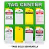 Safety Tag Center, 8 Hook