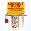 Lockout Station, Plug Lockout
