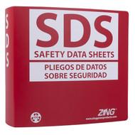 """SDS Binder, 3.0"""" Ring (600 Sheets)"""
