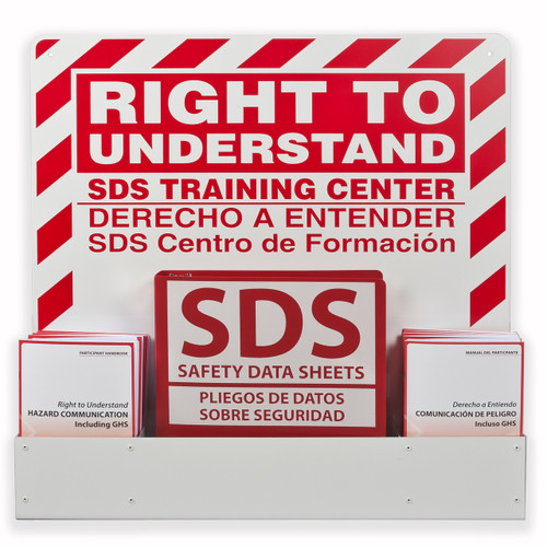 SDS Training Station, 20X29X4