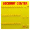 Lockout Station 28 Padlock Unstockd