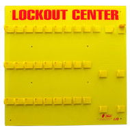Lockout Station 28 Padlock Unstockd