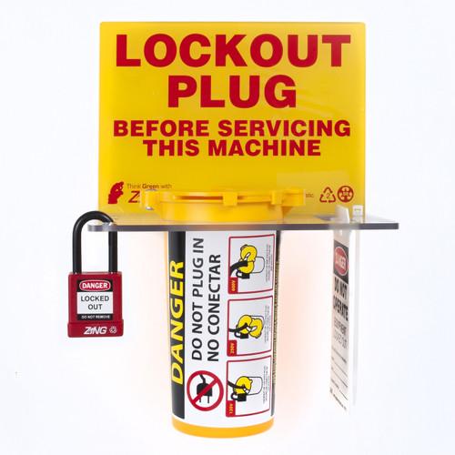 Lockout Station, Plug Lockout