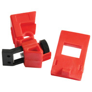 120/277V Clamp-On Breaker Lockout-cleat