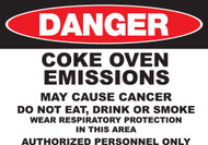 DANGER Coke Emissions