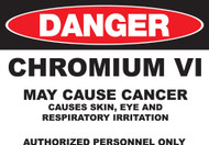 DANGER Chromium