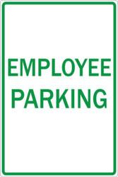 Employee Parking