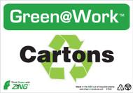 Cartons, Recycle Symbol