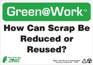 How Can Scrap Be Reduced or Reused