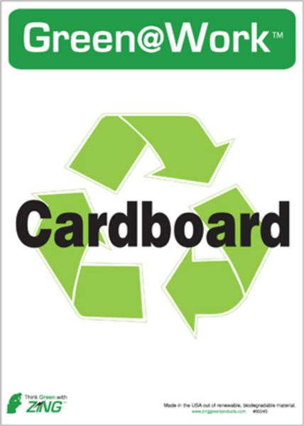 Recycle Cardboard